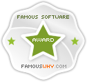 Famous Software Award