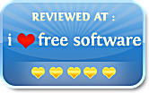 REVIEWED AT i love free software 5 hearts