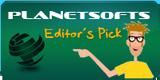 Planetsofts Editor's Pick