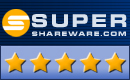 Super Shareware.com 5 stars