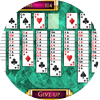 Solitario de FreeCell Doble
