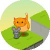 ネコのジャンプ!