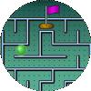 Wettlauf durch das Labyrinth