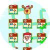 Le chemin du Père Noël