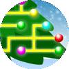 Ilumine a árvore de Natal