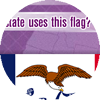 アメリカ州旗クイズ