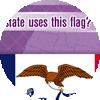 US स्टेट फ्लैग्स क्विज